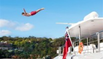 NECKER BELLE -  Diving from 9m High board